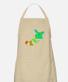 Butterfly Rainbow BBQ Apron
