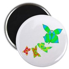 Butterfly Rainbow Magnet