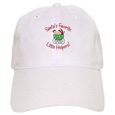 SANTA'S FAVORITE LITTLE HELPERS Baseball Cap