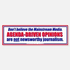 Agenda-Driven Media Opinions (Bumper 10 pk)