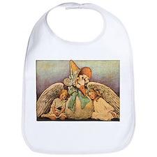 Vintage Mother Goose Bib