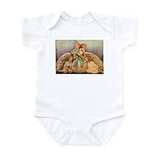 Vintage Mother Goose Infant Bodysuit