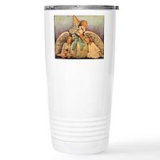 Vintage Mother Goose Travel Coffee Mug