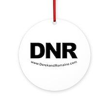 DNR Ornament (Round)