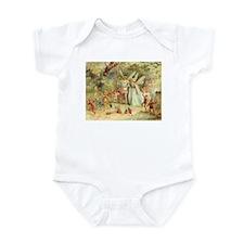 Vintage Thumbelina Infant Bodysuit