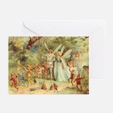 Vintage Thumbelina Greeting Cards (Pk of 20)