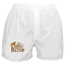 Bells Up Horn Boxer Shorts