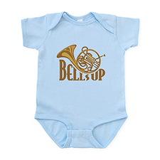 Bells Up Horn Infant Bodysuit