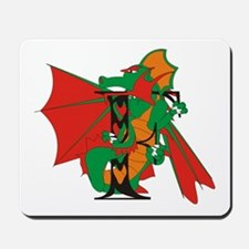 Dragon F Mousepad