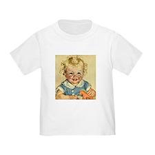 Vintage Cute Baby T