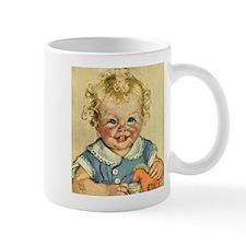 Vintage Cute Baby Mug