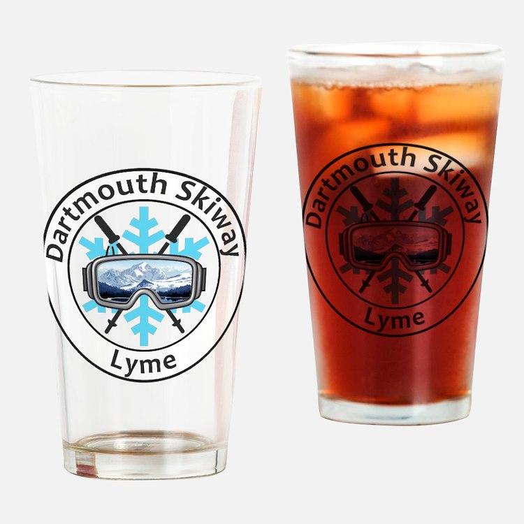 Cute Dartmouth Drinking Glass