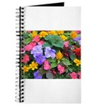 Colorful Flower Pot Journal
