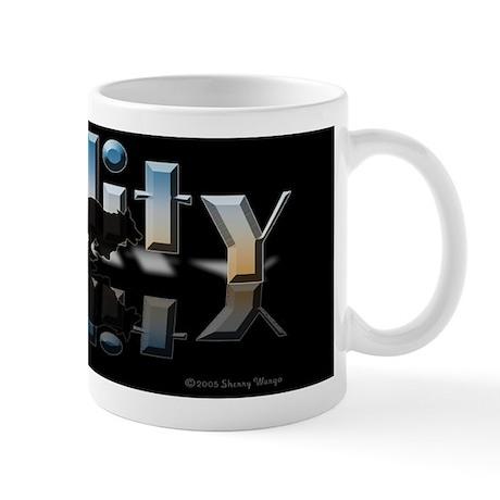 Agility Mirrored Mug