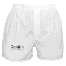 Agility Mirrored Boxer Shorts
