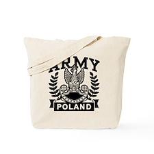 Polish Army Tote Bag