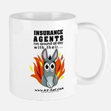 Insurance Agents Small Mugs