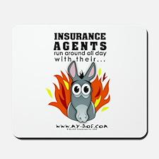 Insurance Agents Mousepad