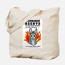Insurance Agents Tote Bag