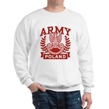 Polish Army Sweatshirt
