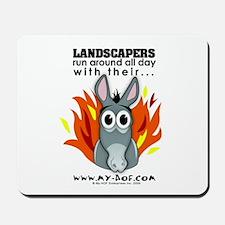 Landscapers Mousepad
