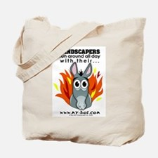 Landscapers Tote Bag