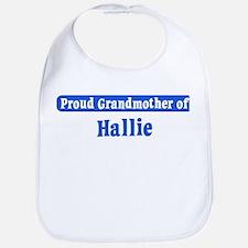 Grandmother of Hallie Bib