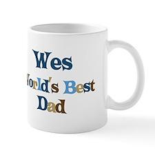 Wes - Best Dad Mug