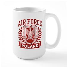 Polish Air Force Mug