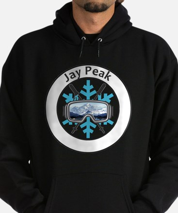 Cute Mountain peak Hoodie (dark)