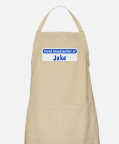 Grandmother of Jake BBQ Apron
