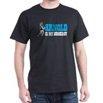 ARNOLD'S MY HOMEBOY Black T-Shirt