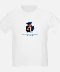 Great Granddaddy's Tea Party T-Shirt