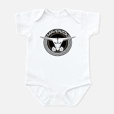 Maverick Head Infant Bodysuit