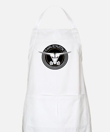 Maverick Head BBQ Apron