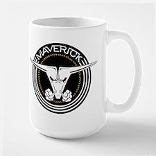 Maverick Head Large Mug