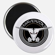 Maverick Head Magnet