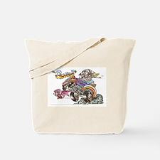Funny Raoul Tote Bag