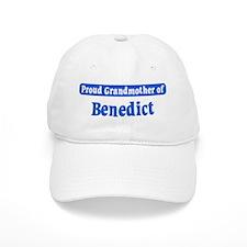Grandmother of Benedict Baseball Cap