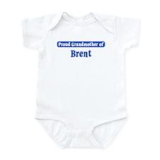 Grandmother of Brent Infant Bodysuit