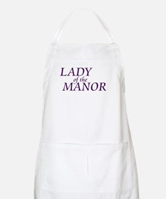 Lady of the Manor BBQ Apron
