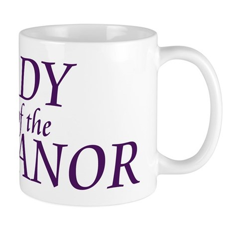 Lady of the Manor Mug