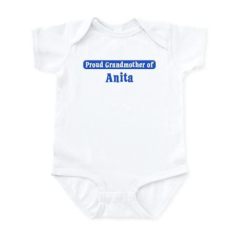 Grandmother of Anita Infant Bodysuit