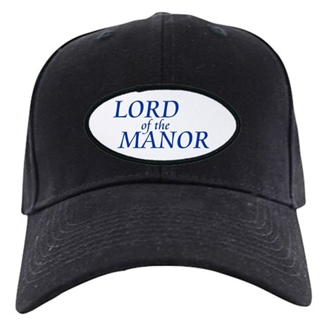 Lord of the Manor Black Cap