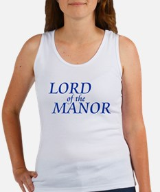 Lord of the Manor Women's Tank Top