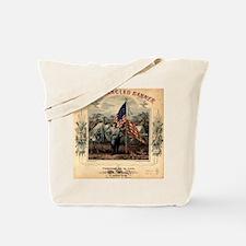 Star-Spangled Banner Sheet Music Tote Bag