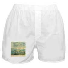 Bombardment of Ft. McHenry, 1812 Boxer Shorts