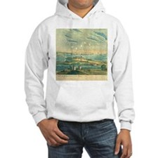 Bombardment of Ft. McHenry, 1812 Hoodie