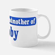 Grandmother of Coby Small Small Mug