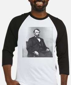 Abraham Lincoln seated 1864 by Anthony Berger Base
